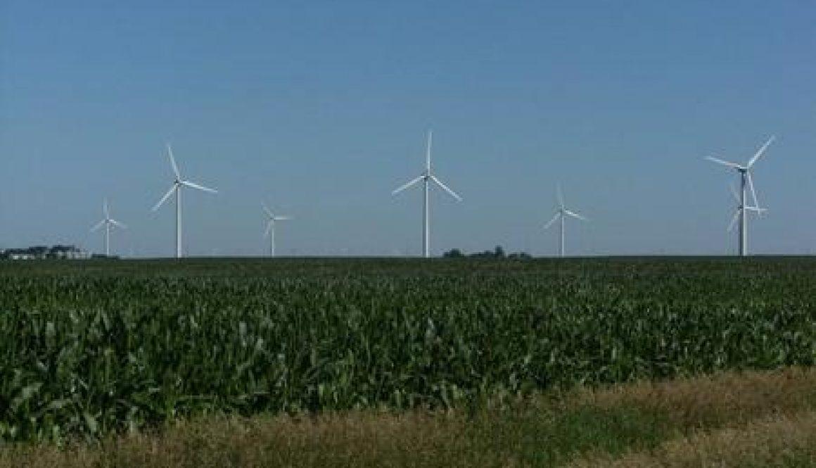 Wind potensiaal in Argentina