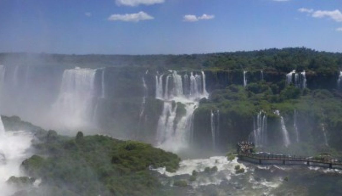 Iguazú Waterfalls in Argentina and Brazil - Laurik International