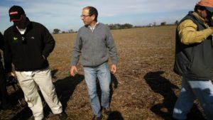 Farmer's Weekly 2014 Tour to Argentina - Laurik International at Venado Tuerto