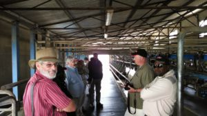 Farmer's Weekly 2014 Tour to Argentina - Laurik International - Dairy Farming in Argentina