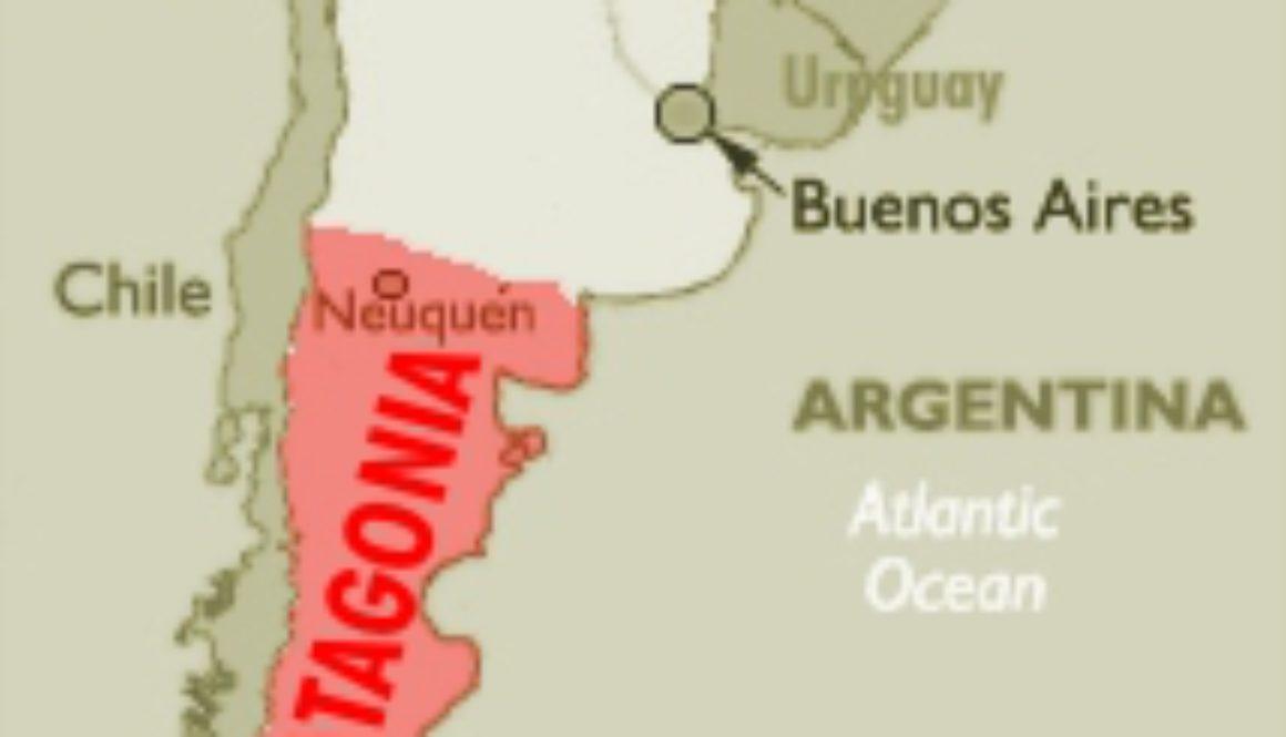 2016-17 Droogte in Patagonië verwoes skaap boerderye