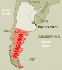 Patagonië Argentinië